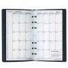 【レイメイ】2017年版 バイブルサイズ リング径8mm 合皮 システム手帳 スマートスタイル
